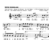 Bing Crosby: Winter Wonderland (K+O) hoesje