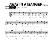Away In A Manger - diverse artiesten