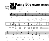 Londonderry Air / Danny Boy - diverse artiesten