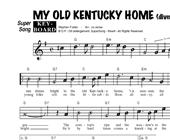 My Old Kentucky Home - diverse artiesten
