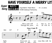 Have Yourself A Merry Little Christmas - diverse artiesten