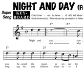 Night And Day - Frank Sinatra
