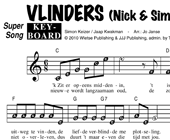 Vlinders - Nick & Simon