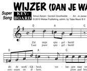Wijzer (dan je was) - Nick & Simon