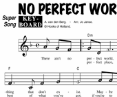 No Perfect World - K-otic