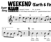 Weekend - Earth & Fire