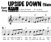 Upside Down - Vanessa