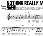Nothing Really Matters - Mr. Probz