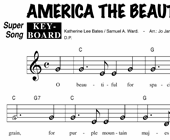 America The Beautiful - Elvis Presley