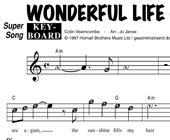 Wonderful Life - Mathilde Santing
