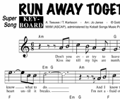Run Away Together - Anouk