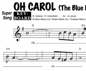 Oh Carol - The Blue Diamonds