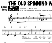 The Old Spinning Wheel - The Spotnicks