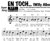 En toch... - Willy Alberti & Johnny Jordaan