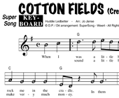 Cotton Fields - Creedence Clearwater Revival