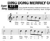 Ding Dong Merrily On High - Roger Whittaker