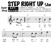 Step Right Up - Jamai
