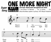 One More Night - Esther Hart