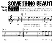 Something Beautiful - Robbie Williams