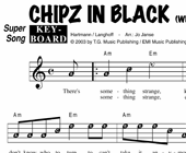 Chipz In Black - Chipz