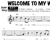 Welcome To My World - Elvis Presley