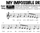 My Impossible Dream - Glennis Grace