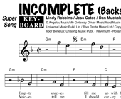 Incomplete - Backstreet Boys
