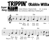 Trippin' - Robbie Williams