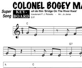 Colonel Bogey Mars (Bridge On The River Kwai) - Marinierskapel