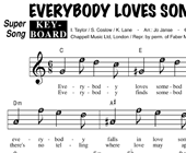 Everybody Loves Somebody - Dean Martin