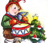 The Little Drummer Boy-Diverse Artiesten